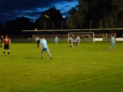 Fine clearance header by Walsall Wood