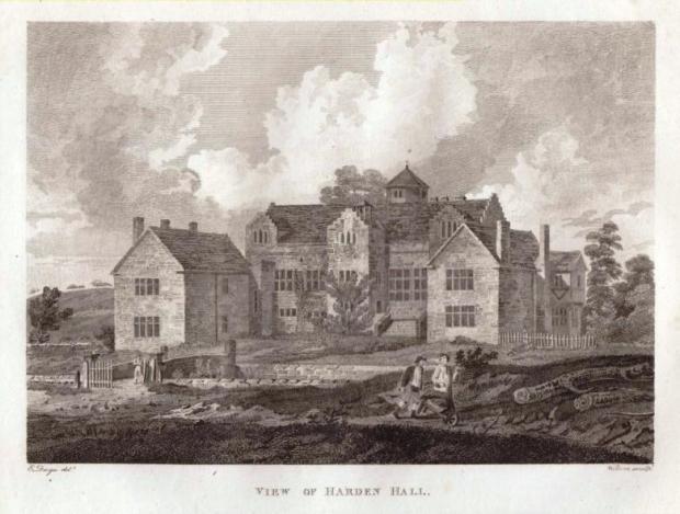 Arden Hall c1795