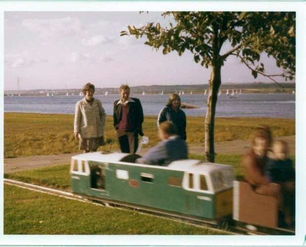 Chasewater Miniature Railway Elaine Turvey