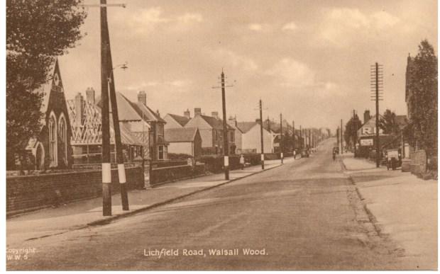 Lichfield Rd