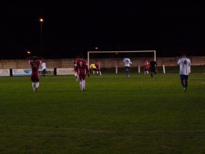 An early attacking move by Coleshill