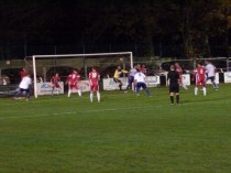 Second half attack by Coleshill