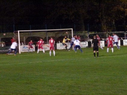 Second half attack by Coleshill