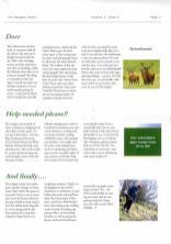 Rangers Rant Autumn 2015, page 3