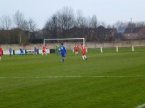 Another goal….scored by Joey Butlin