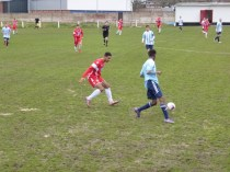 Excellent play by Ricardo Ricketts for Walsall Wood