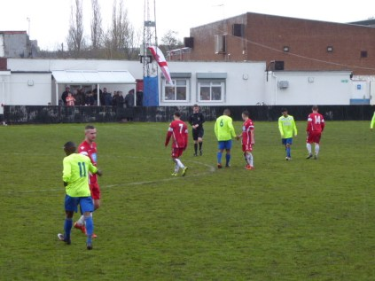 The end of the match and the last league match of this season. Well played the Wood!