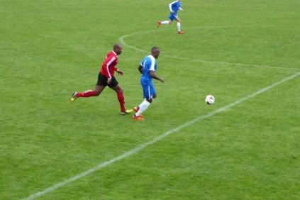 Second half action