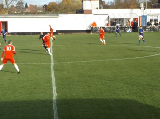 An interesting line…and a match full of skill and passion played out on real grass.. Smashing to spectate.