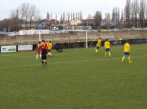 So near. Tividale goalkeeper performed well today , as did his team members
