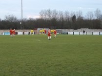 Super well-worked goal, to Tividale. One for the books, that was.