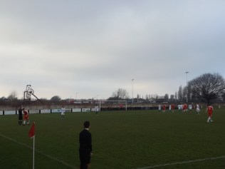 A free kick is awarded to the Wood.