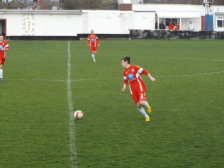 Fast, flowing football by both teams in equal measure delighted spectators.