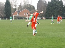 Wood's strong defence worked well today in repulsing Brocton's numerous attacks.