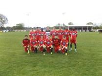 The end of season team photo!