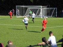 To their eternal credit Chelmsley played positive sporting soccer and gave total commitment all through the match