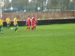 And a moment of soggy celebration. All in the first half, mind