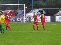 And another moment of celebrations. How many will the Wood score by the end of the match. How can Bolehill respond?
