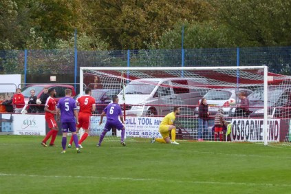 Second goal to the Wood. Spot the ball. How will Hinkley respond?