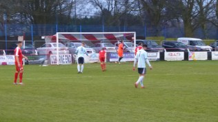 Second half and Studley are being out-played at every moment, yet, to their credit they continued to give the game everything they had, and this was noticed and appreciated by all the spectators.