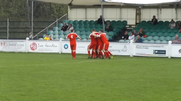 Celebration time, second half. How can Warwick respond?