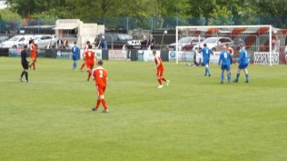 First half and a goalfest is developing. Second goal to the Wood
