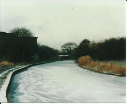 Brownhills canal Gerald photo album 13 no 10