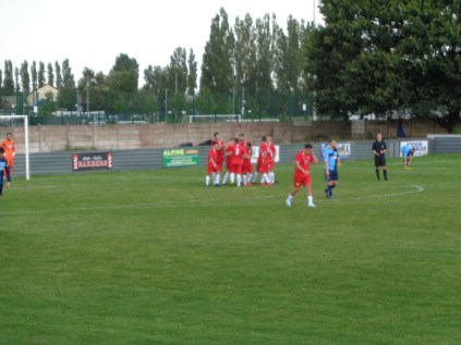 The Wood are flying high. How will Gresley respond? A goal by the visitors will surely bring them the spur they need.