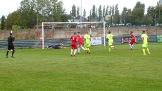 Then, the Wood score their only goal, a blinder, from a penalty.