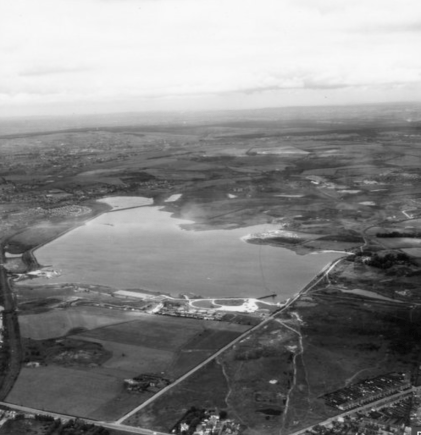 Chasewater and the south shore.