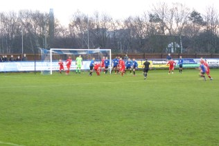 Long Eaton pile on the pressure in the second half, testing the Wood's composure and concentration. Excellent sport.