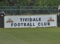 A beautifully prepared pitch and a real Black Country welcome greeted all the spectators