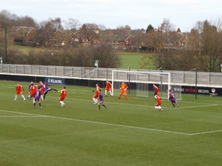 C:\Users\David Evans\Pictures\loughborough vs wwfc dec 2016\DSCF8257.JPGEnd to end soccer today. Splendid to spectate