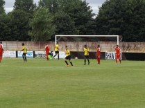 Boomerang goal to Sutton Town. Only at WWFC.