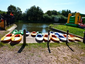 It's great to see outdoor activities for kids, the canoe centre is a real asset to Brownhills