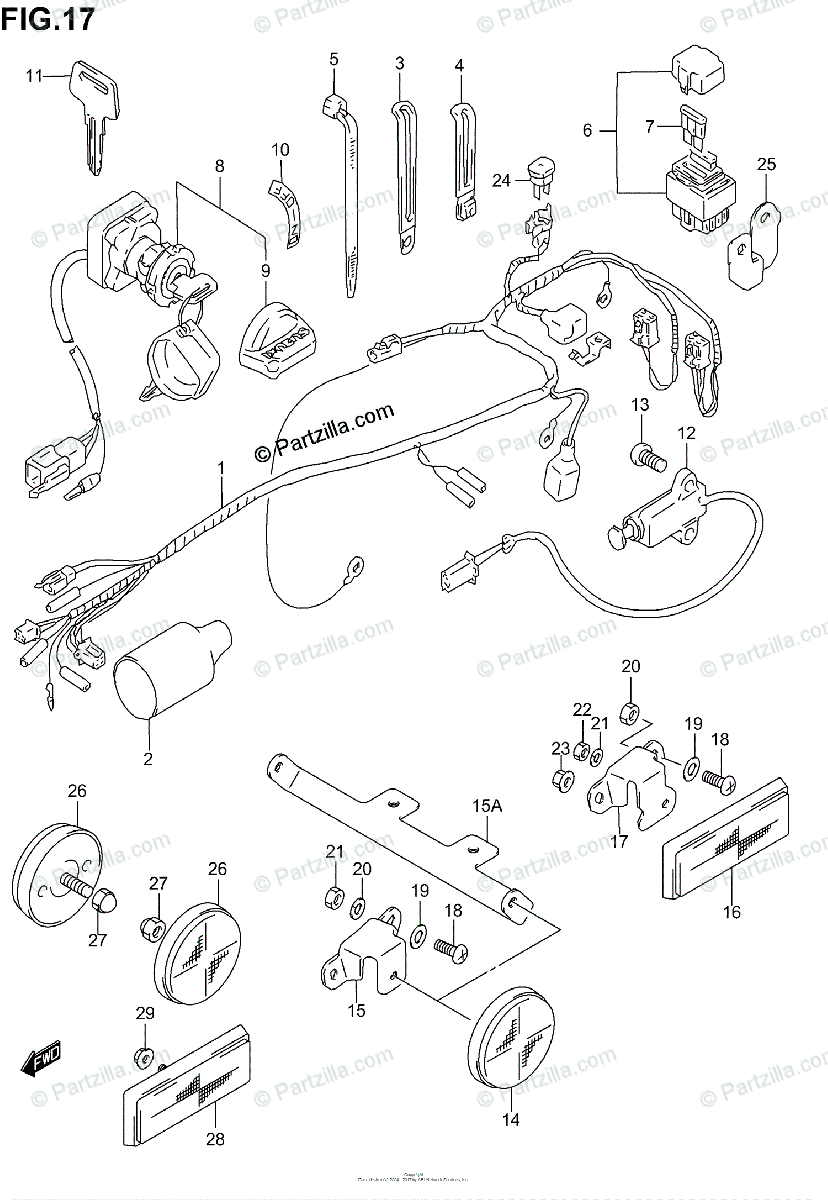 Suzuki Lt80 Owners Manual Download