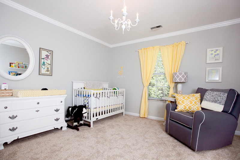 Our Baby Boy Nursery Tour!  Brownie Bites Blog