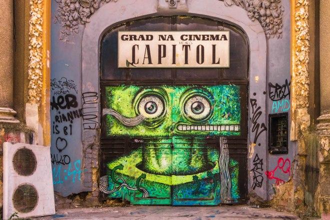 street art romania