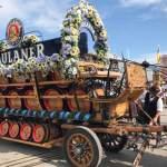 pauliner beer cart