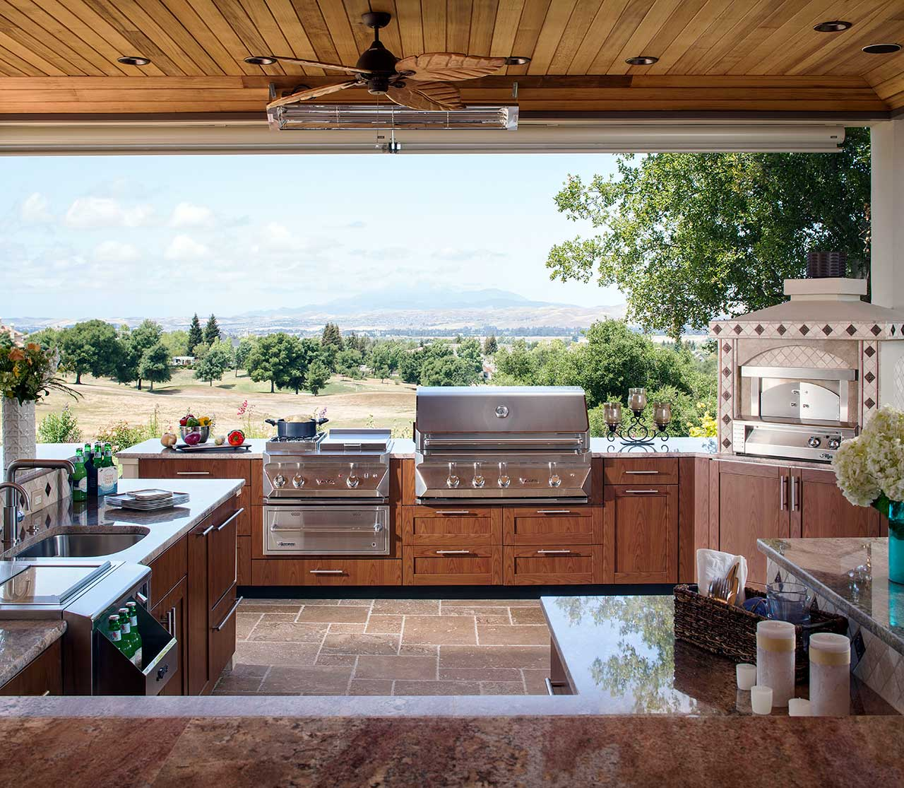 brown jordan outdoor kitchens home depot kohler kitchen sinks ideas