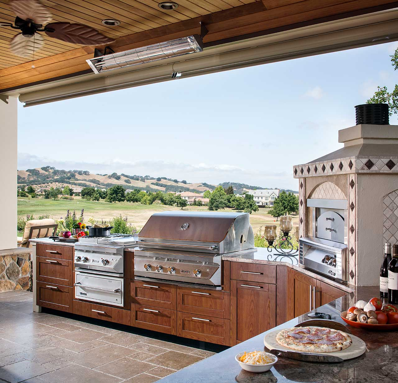 brown jordan outdoor kitchens kitchen furniture for small ideas