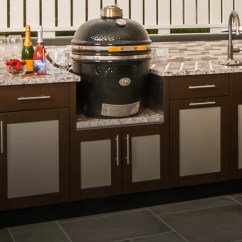 Danver Outdoor Kitchens Brushed Nickel Kitchen Lighting Luxury Brown Jordan Stainless Steel