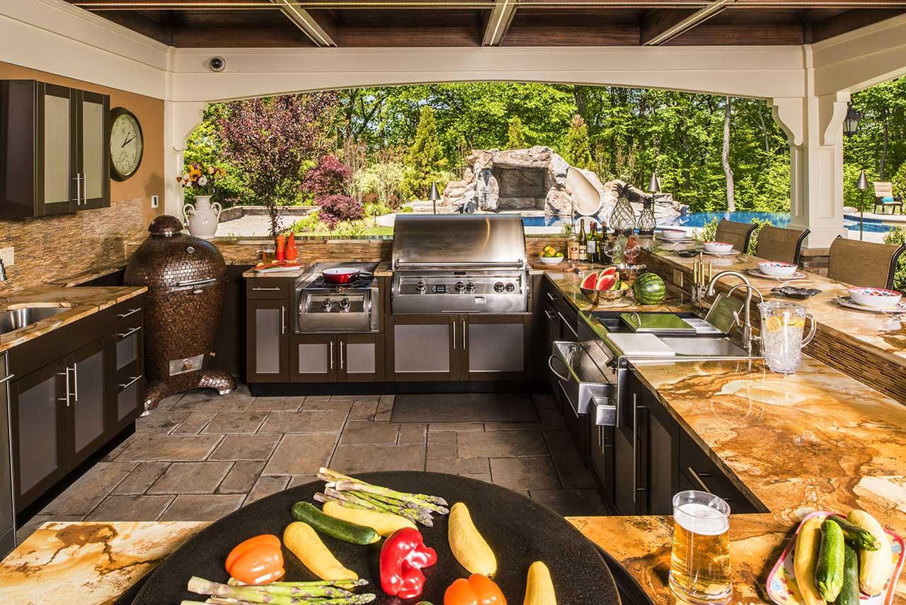 brown jordan outdoor kitchens virginia beach hotels with kitchen design ideas