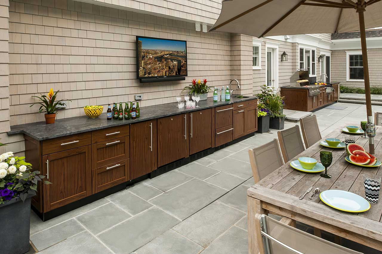brown jordan outdoor kitchens kitchen hutch plans design ideas