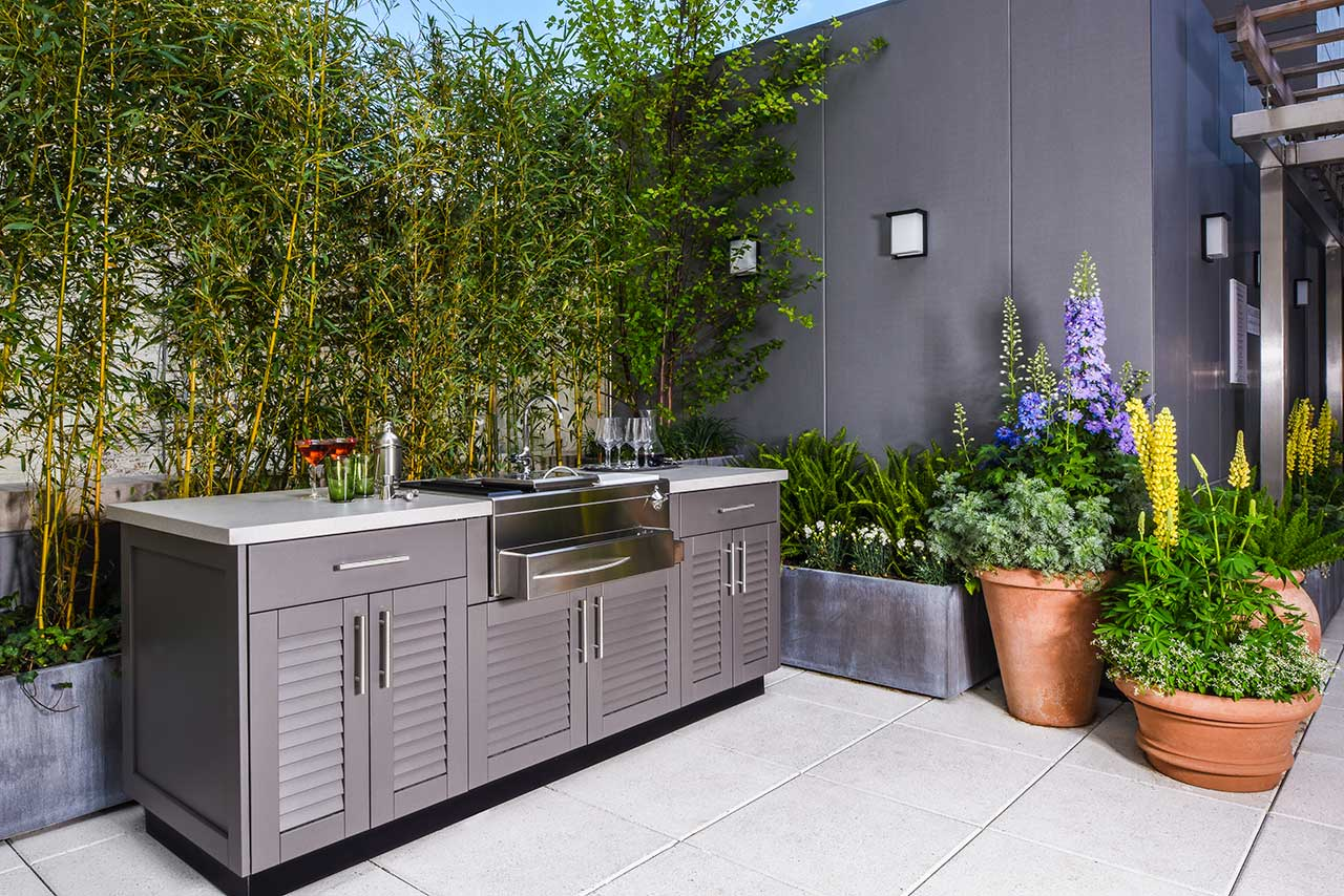brown jordan outdoor kitchens kitchen countertop options ideas