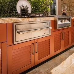 Brown Jordan Outdoor Kitchens Farmhouse Kitchen Table Sets Design Ideas