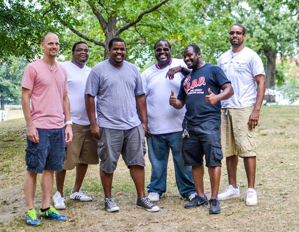 The Dads @ PBM Cookout