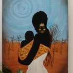 african.mother
