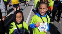 Running the Pittsburgh Marathon