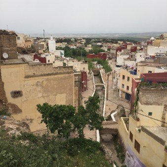 View of Bhalil